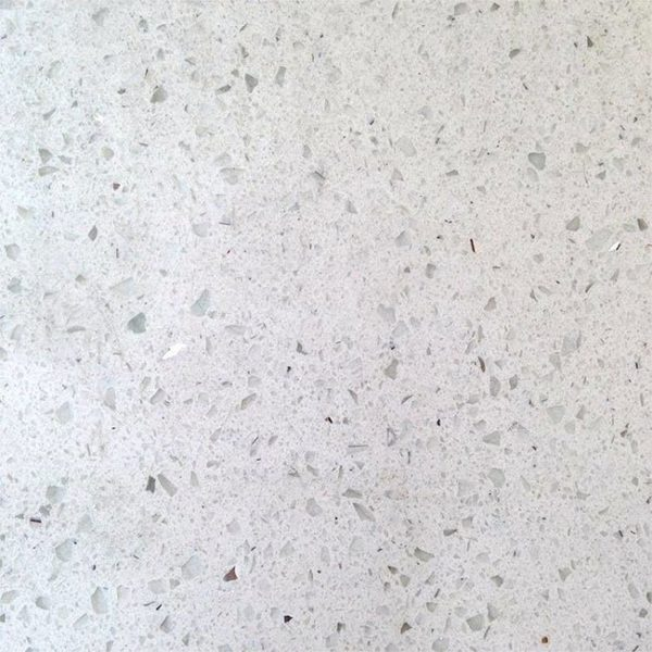 Simply Quartz Galaxy White