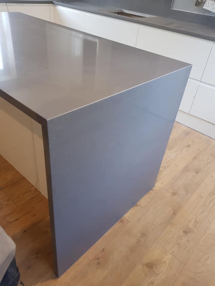 Simply Quartz Grey Shimmer